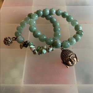 Bracelets natural gemstones